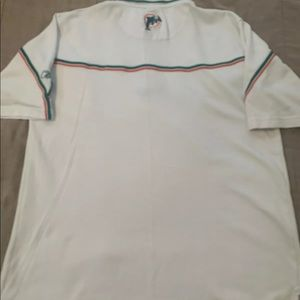 reebok Nfl Team Appearal Miami Dolphins White